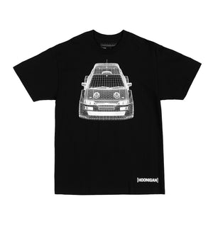 COSSIE GRID ss tee shirt