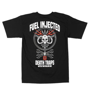 FUEL INJECTED DT ss tee