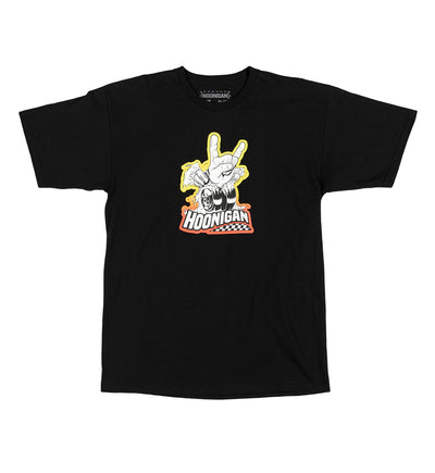 Horns for Hoonigan tee shirt