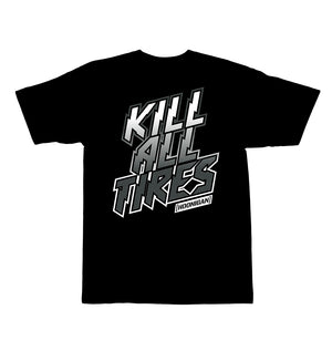KILL ALL TIRES FADE  ss tee