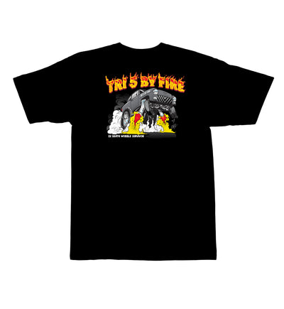 TRI 5 BY FIRE ss tee