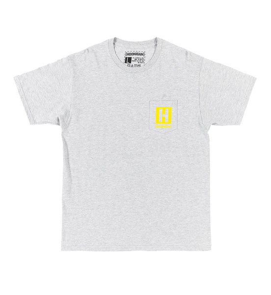 H BOX pocket ss tee