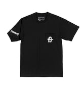 HOONARCHY ss pocket tee