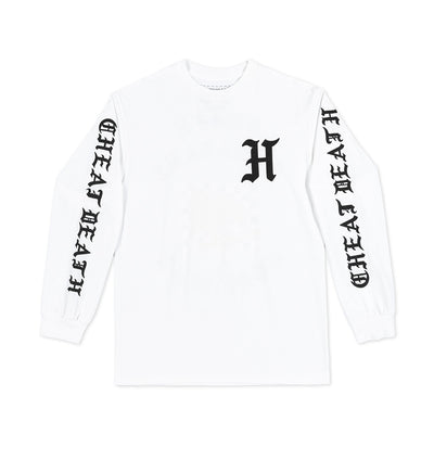 DEATH CHEATAHS long sleeve