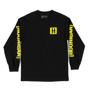 GLITCH BRACKET long sleeve