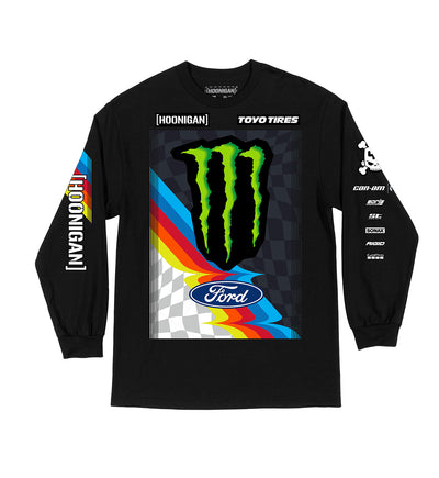KB20 OFFICIAL MONSTER ls tee
