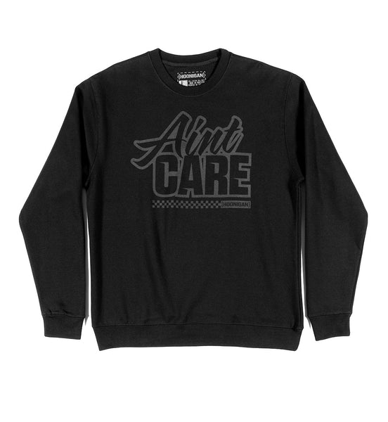 HRD19 AINT CARE crew fleece