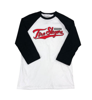 BENCH WARMERS raglan ls tee