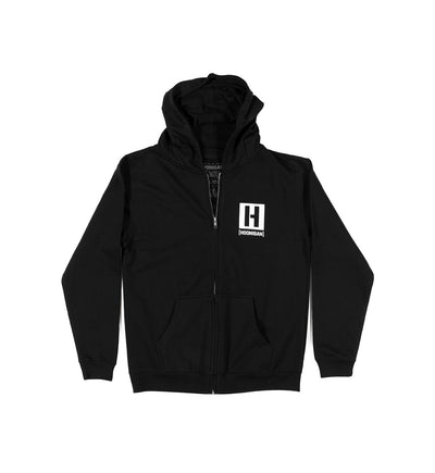 BRACKET X youth zip hoodie