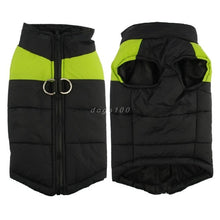 Waterproof Dog Puppy Vest Warm Winter Clothes For Small Medium Large Dogs