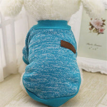 Classic Dog Warm Jacket Soft Sweater For Small Dogs Chihuahua