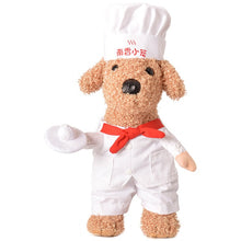 Funny Star Chef Halloween Costume For Dogs/Cats
