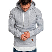 Men's Sweatshirts Long Sleeve Autumn Winter Casual Top Blouse Sweatshirt  Hoodies Men's Clothing 18SEP11