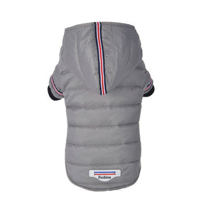 pawstrip XS-XL Winter Dog Coat Warm Dog Clothes Small Puppy Jackets For Chihuahua Teddy Yorkies Pet Apparel ropa para perro