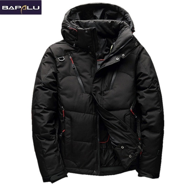 90% White Duck Thick Down Jacket