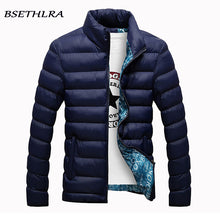 BSETHLRA 2018 Winter Jackets Men Hot Sale Casual Outwear Windbreak Coats Thick Cotton Warm Parka Men Fashion Brand Clothing 4XL