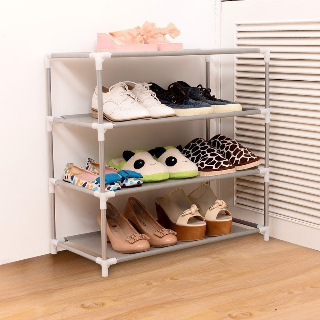 2/3/4/5 layers Shoes Racks Free Storage Standing Organizer Portable Non-woven Large Capacity Furniture Shoes Cabinet Shelf Clos