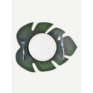 Tropical Leaf Table Mat