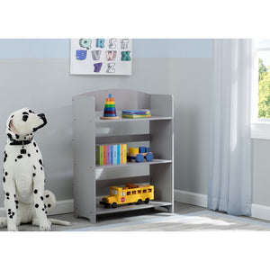 Delta Children MySize Bookshelf, Grey
