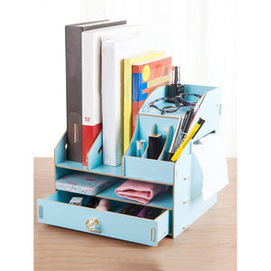 Compartment Desk Organizer With Drawer