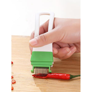 Scallion Shredder Knife