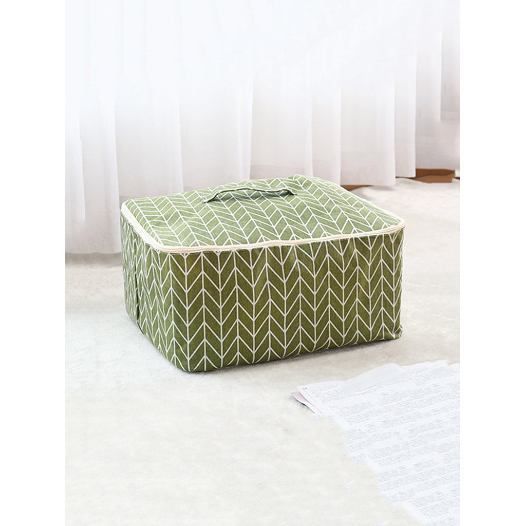 Grid Linen Storage Box