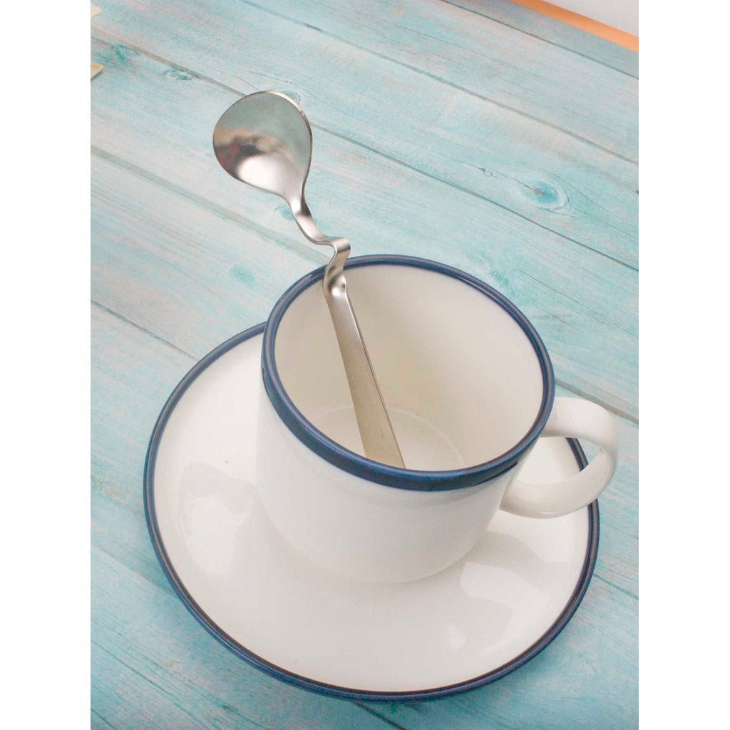Stainless Steel Twist Spoon