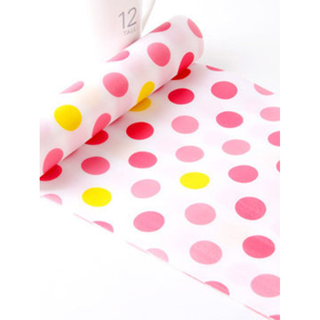 Polka Dot Table Pad