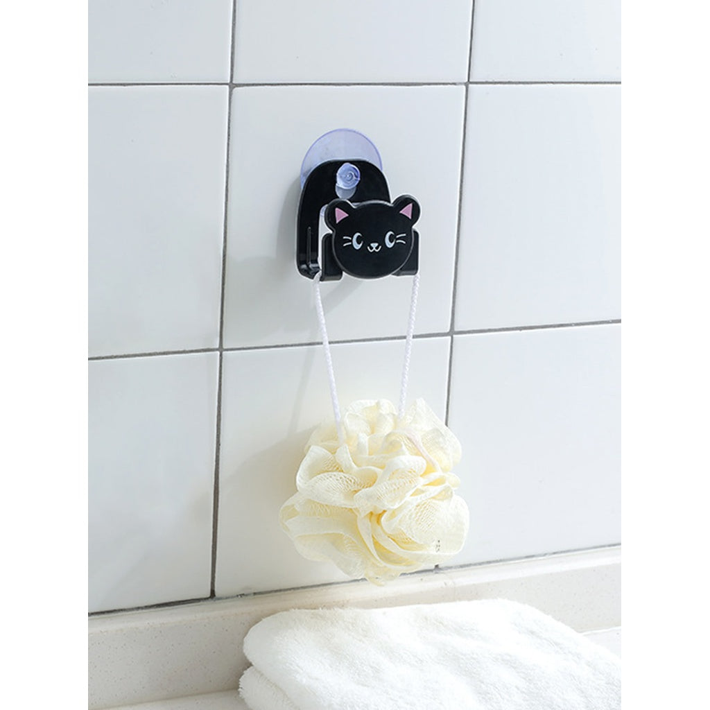 Suction Cup Cat Soap Holder