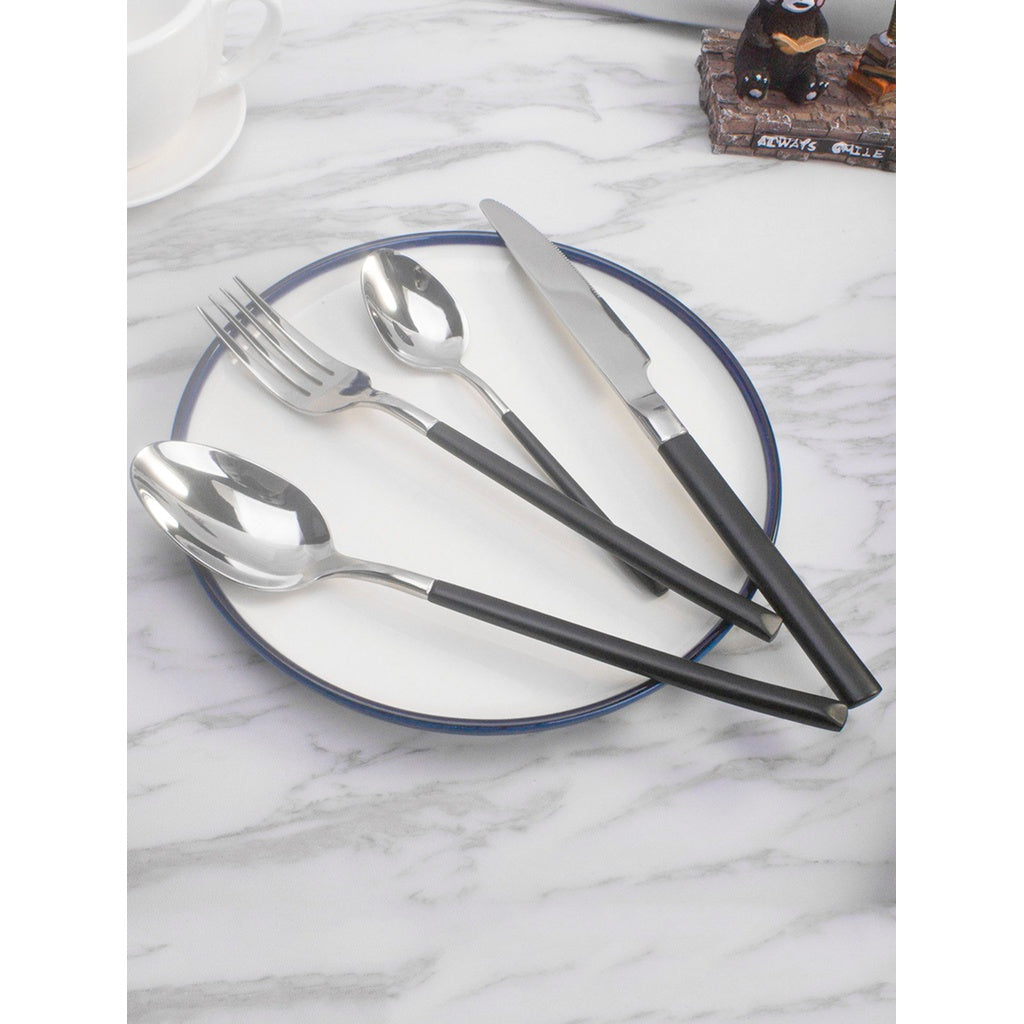 Two Tone Cutlery Set 4pcs
