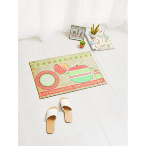 Cartoon Cutlery Doormat