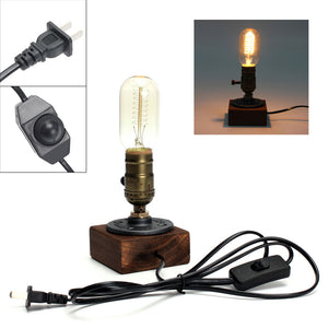 Vintage Industrial Table Desk Lamp