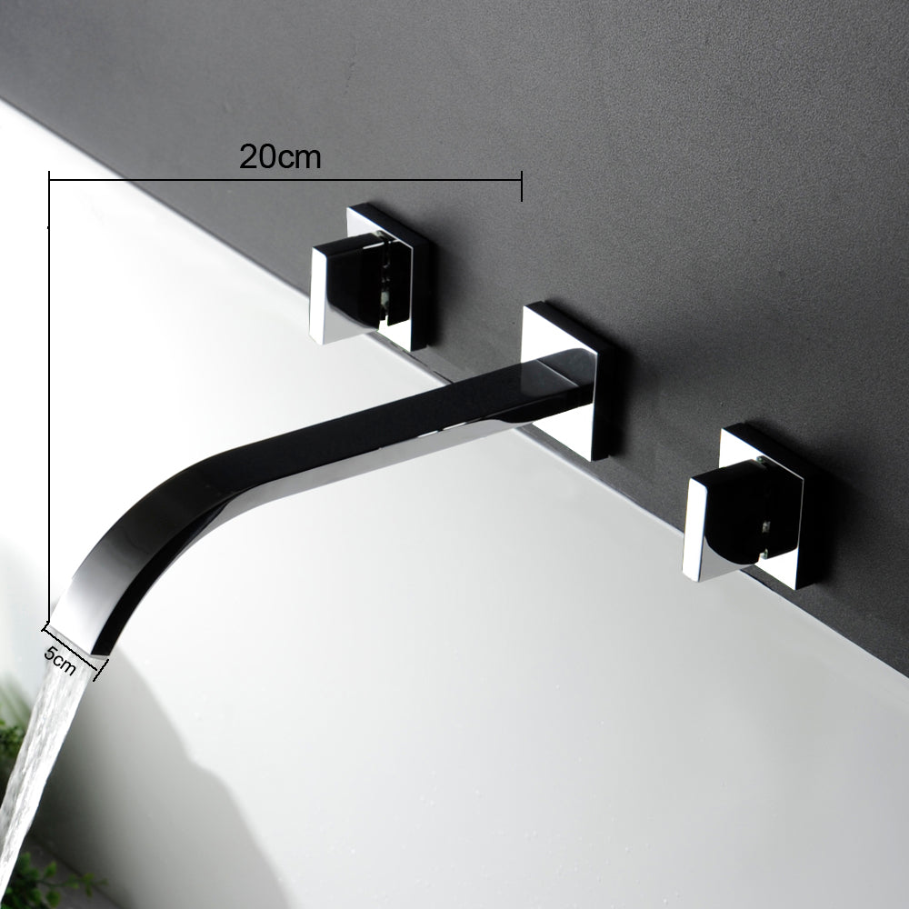 BECOLA Square basin faucet