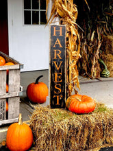 Harvest Fall Porch Sign