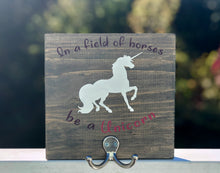 Unicorn hook sign