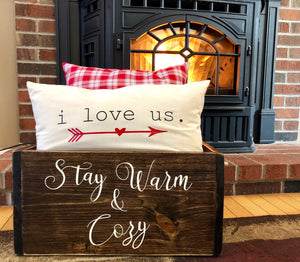 Warm and Cozy Gift box
