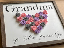 Grandma- heart of the family