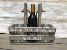 Wine Caddy- Personalized