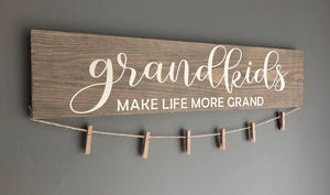 Grandkids make life more grand