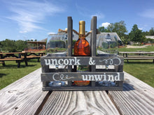Wine Caddy - Uncork and Unwind