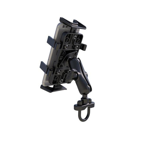 RAM Handlebar U-Bolt Mount with Universal Finger-Grip Cradle (RAM-B-149Z-UN4U) - Mounts Sri Lanka - RAM Mounts Sri Lanka