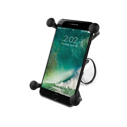 RAM EZ-ON/OFF™ Bicycle Mount w/ X-Grip® Large Phone Cradle (RAP-274-1-UN10) - Image1