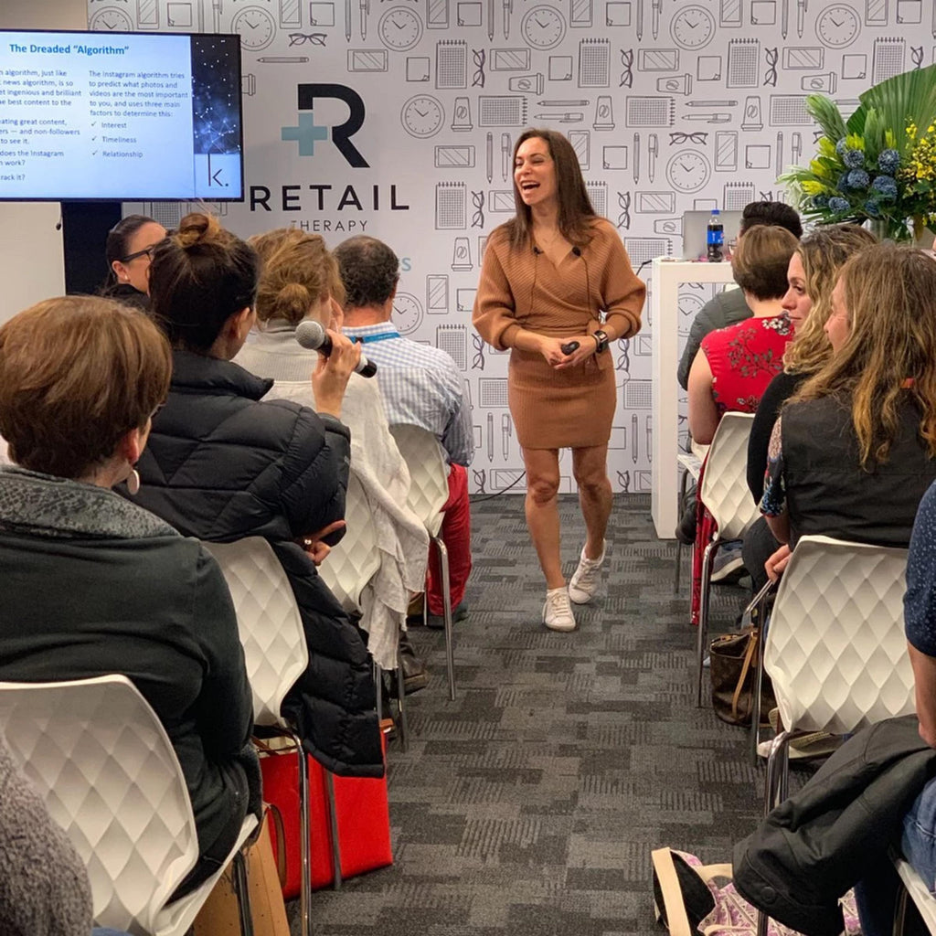 Instagram Masterclass Video (Reed Gift Fairs Melbourne August 2019)