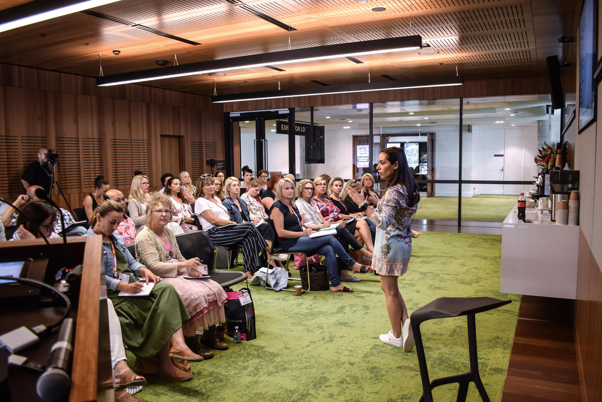 Instagram Masterclass Video (Reed Gift Fairs Sydney February 2019)