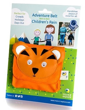 Adventure Belt - Tiger