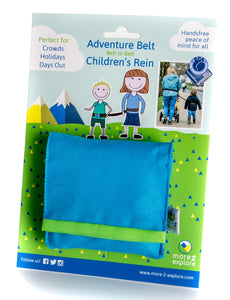 Adventure Belt - Sky Blue