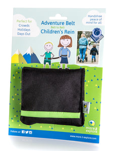 Adventure Belt - Black