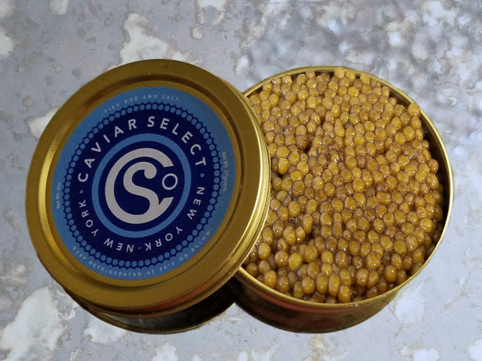Royal Golden Osetra Caviar