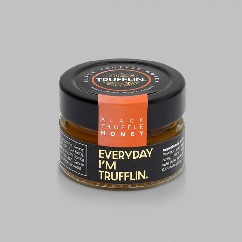 Raw Black Truffle Honey W/Real Truffle