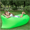 Image of Outdoor air bed lazy sofa inflatable airbed air mattress camping mat